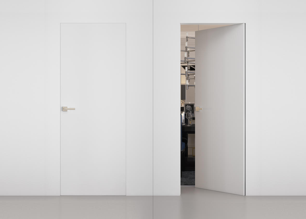 iDoors - Modern frameless doors